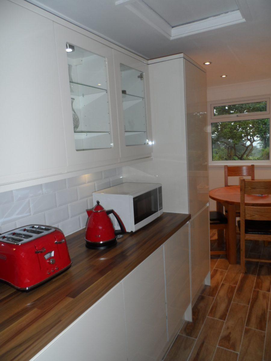 Kitchen Renovations Ahi Group Swansea Builders