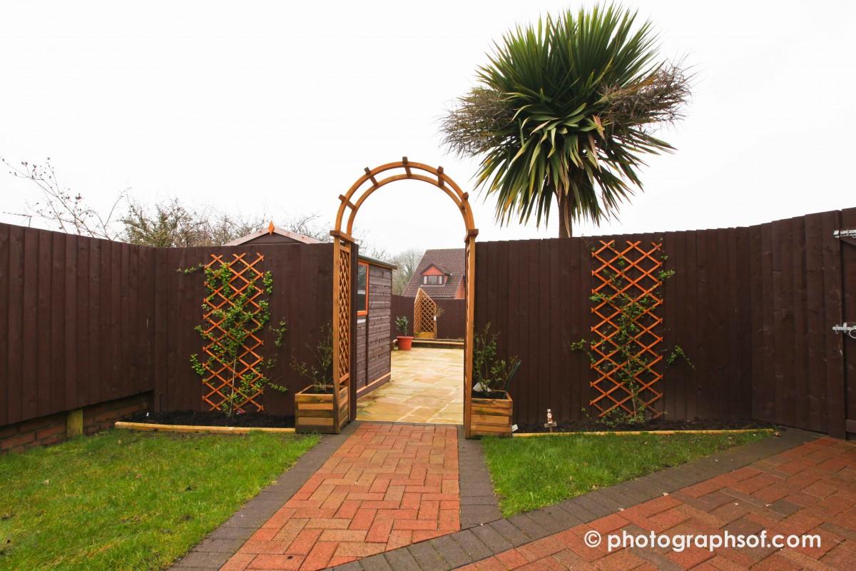 Landscape Garden Design Swansea : Landscaping and garden designs ahi group swansea builders